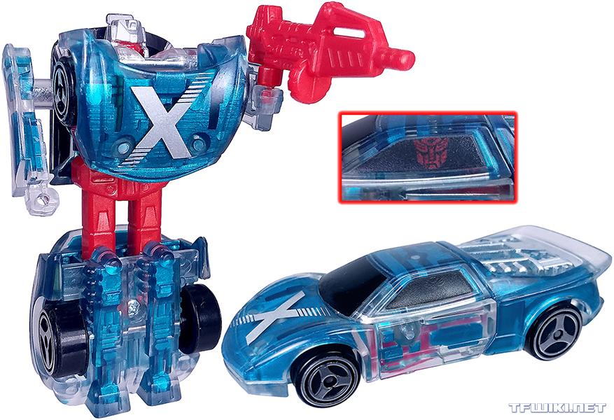 Car Robots X-Car