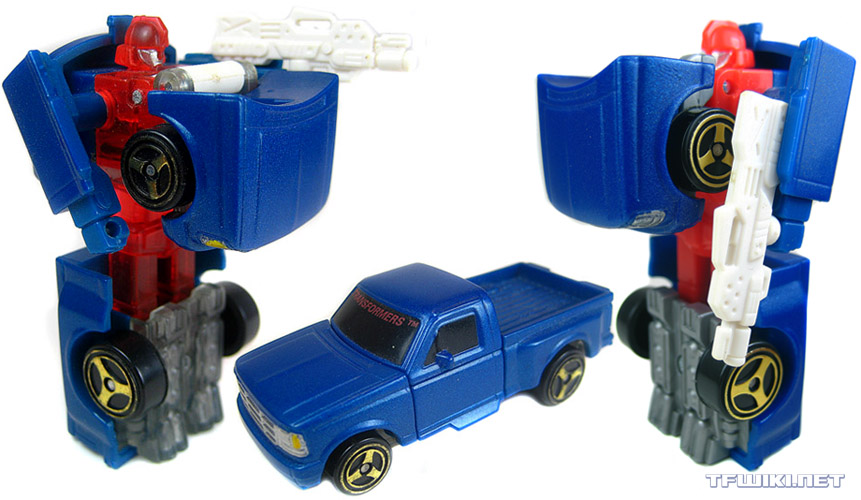 Gobots Wave 1 Motormouth
