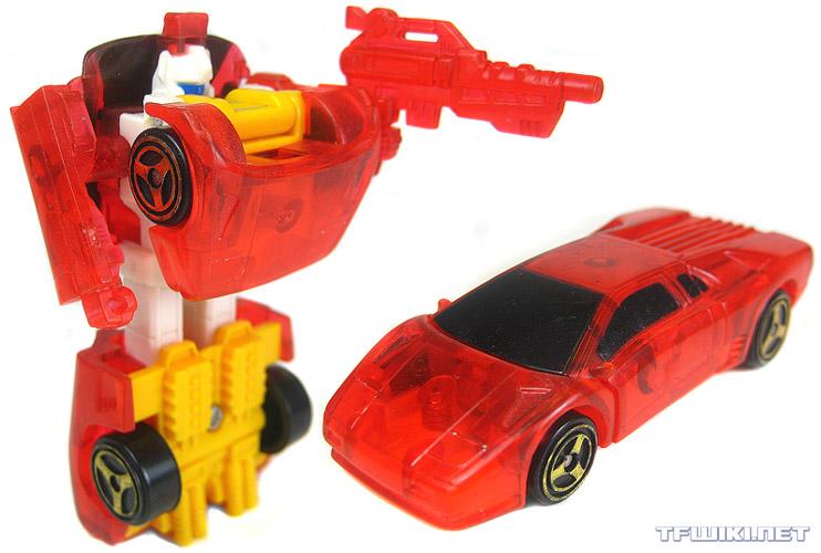 Gobots Wave 1 Firecracker