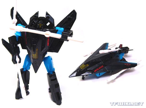Generation 2 Autobot Air Raid