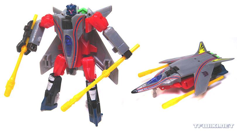Robotmasters Destron X-Gunner