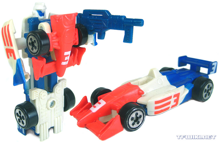 Gobots Wave 1 Double Clutch