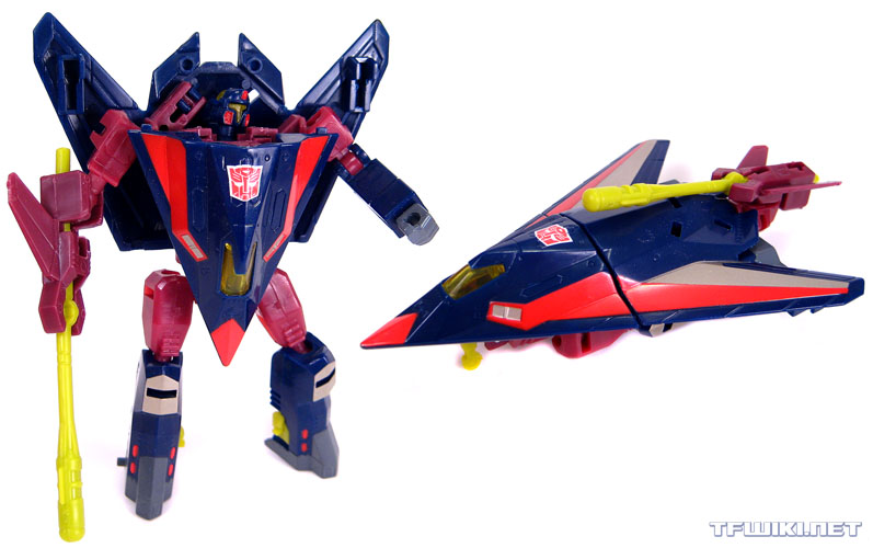 Universe Sutobot Air Raid
