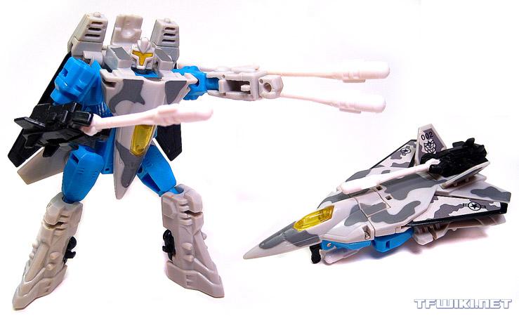 Generation 2 Autobot Jetfire