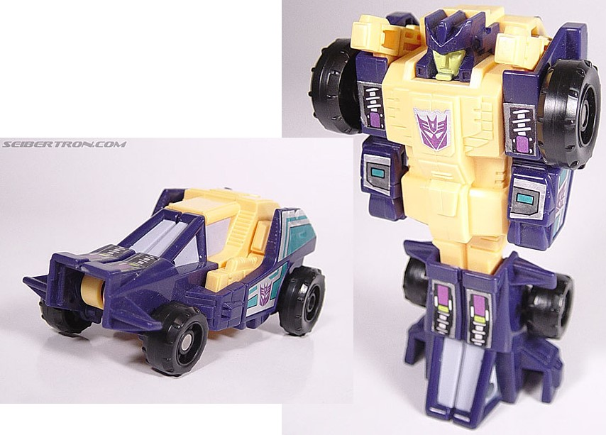 Ruckus (G1) - Transformers Wiki