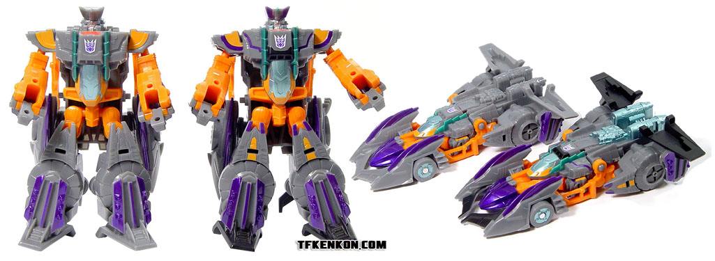 Transformers Cybertron Legends Megatron Legend Action Figure