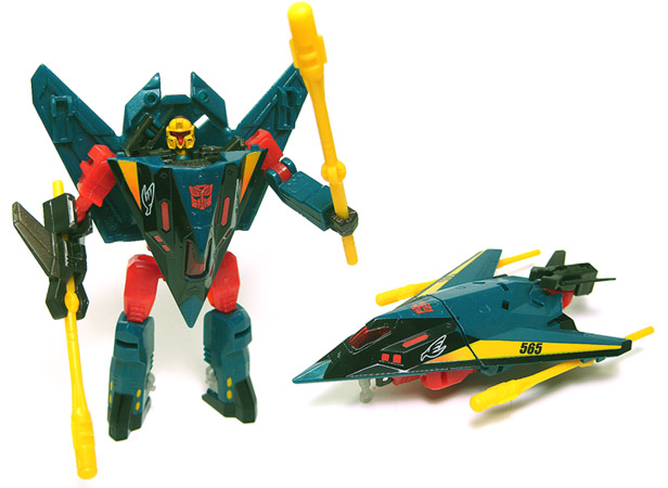 Robotmasters Cybertron Delta Seeker