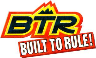 À savoir... Lexique: Les Jouets et Continuité Transformers BTR-logo