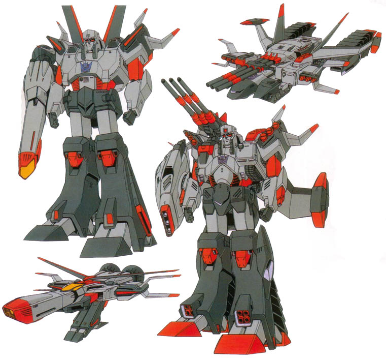 Transformers News: Transformers Generations Selects Super Megatron Fully Revealed