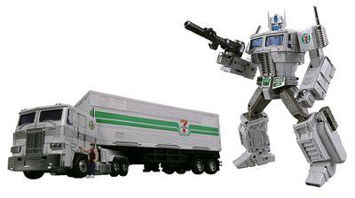 Optimus Prime (G1)/toys - Transformers Wiki