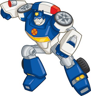 Chase (RB) - Transformers Wiki