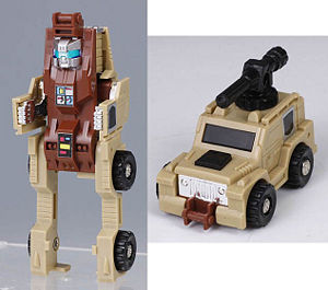 Outback (Transformers) Outback G1 Transformers Wiki