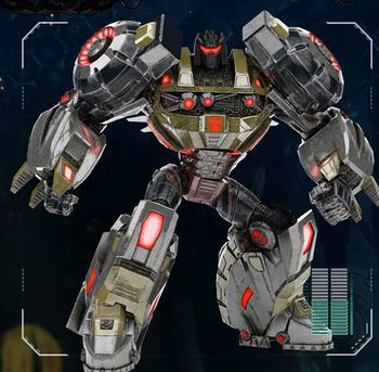 Grimlock WFC Transformers Wiki