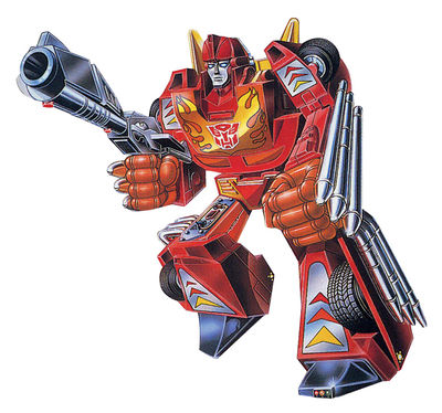 Hot Rod G1 toys Transformers Wiki