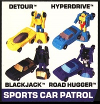 Transformers Micromasters Cloud Raker