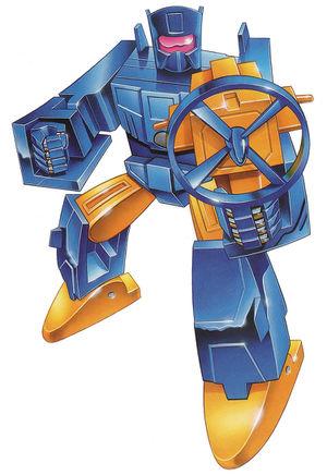 Manta Ray G2 Transformers Wiki