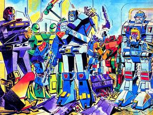 Wrecker - Transformers Wiki