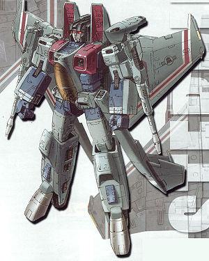 Transformers GENERATION 1 G1 Decepticon STARSCREAM Coppia di lanciamissili