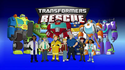 Lets See The Justice League Top This Lineup Transformers Rescue Bots