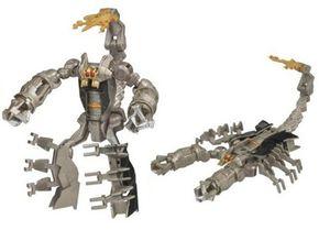 Scorponok Movie Transformers Wiki