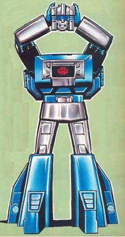 Highbrow (G1) - Transformers Wiki