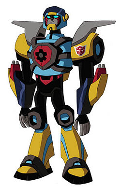 Hot Shot Animated Transformers Wiki