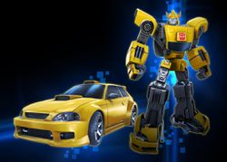 Bumblebee (G1) - Transformers Wiki