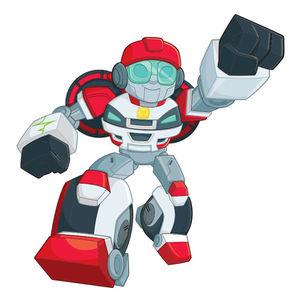 Transformers Rescue Bots Academy-Medix LA DOC-Bot-BNISB