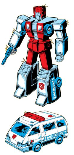 First Aid (G1) - Transformers Wiki