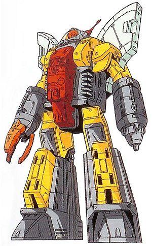 Omega Supreme (G1) - Transformers Wiki