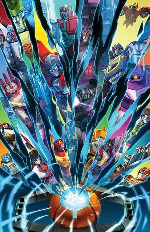 2005 IDW timeline - Transformers Wiki