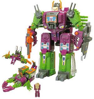 Scorponok G1toys Transformers Wiki