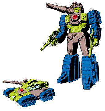 Hardhead G1 Transformers Wiki