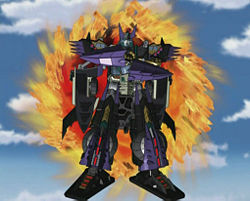 Megatron (Armada)Cartoon continuity Transformers Wiki