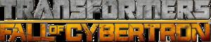 À savoir... Lexique: Les Jouets et Continuité Transformers 300px-Fall_of_Cybertron_logo