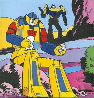 Sunstreaker (G1) - Transformers Wiki