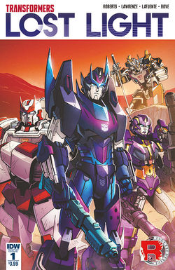 The Transformers: Lost Light - Transformers Wiki