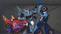 Steeljaw's Pack - Transformers Wiki