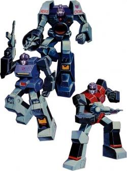 Reflector (G1) - Transformers Wiki