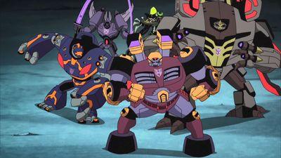 team chaar transformers wiki