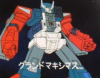 Grand Maximus Transformers Wiki