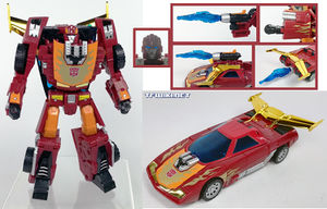 Hot Rod (G1)/toys - Transformers Wiki