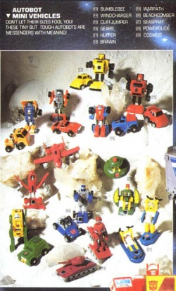 mini vehicle transformers wiki