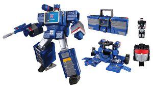Soundwave (G1)/toys - Transformers Wiki