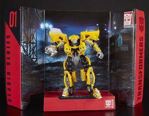 Takara Tomy Transformers STUDIO SERIES SS-24 Bonecrusher Figure NEW from Japan