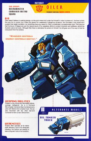 Transformers: More than Meets the Eye - Transformers Wiki