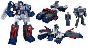 Transformers Titans Return FORTRESS MAXIMUS Drone Part