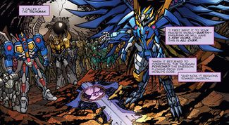 Talisman (G1) - Transformers Wiki
