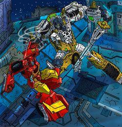 Hot Rod (G1) - Transformers Wiki