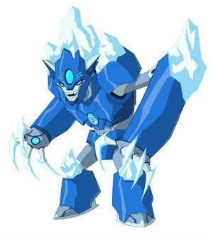 White Christmas Wiki.Glacius Transformers Wiki